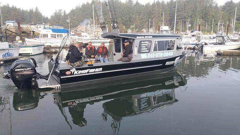 Combo Fishing Trip Oregon
