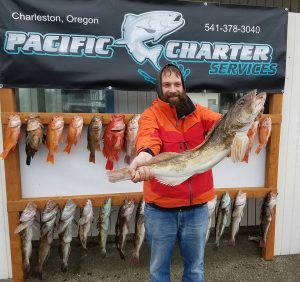 coos bay deep sea fishing