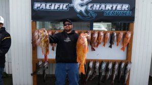 deep sea fishing oregon