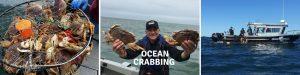 Ocean Crabbing services