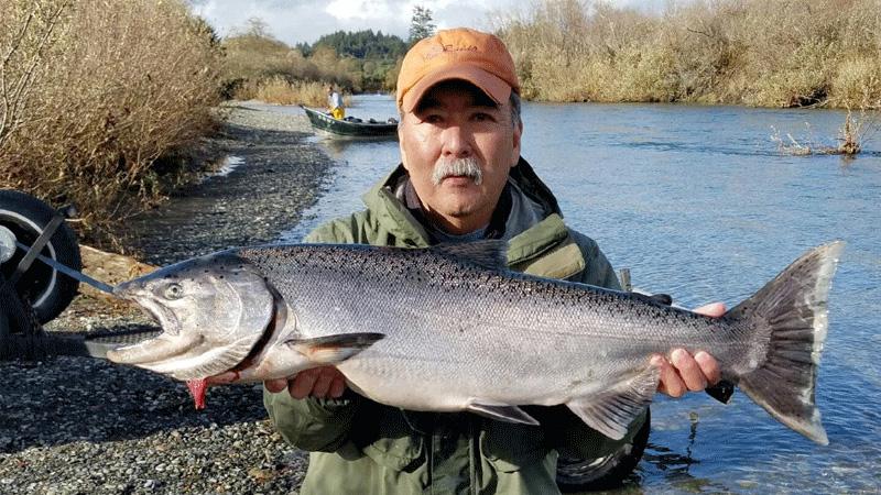 Salmon River Trip Oregon