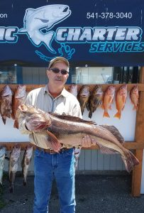 guided fishing trips oregon coast