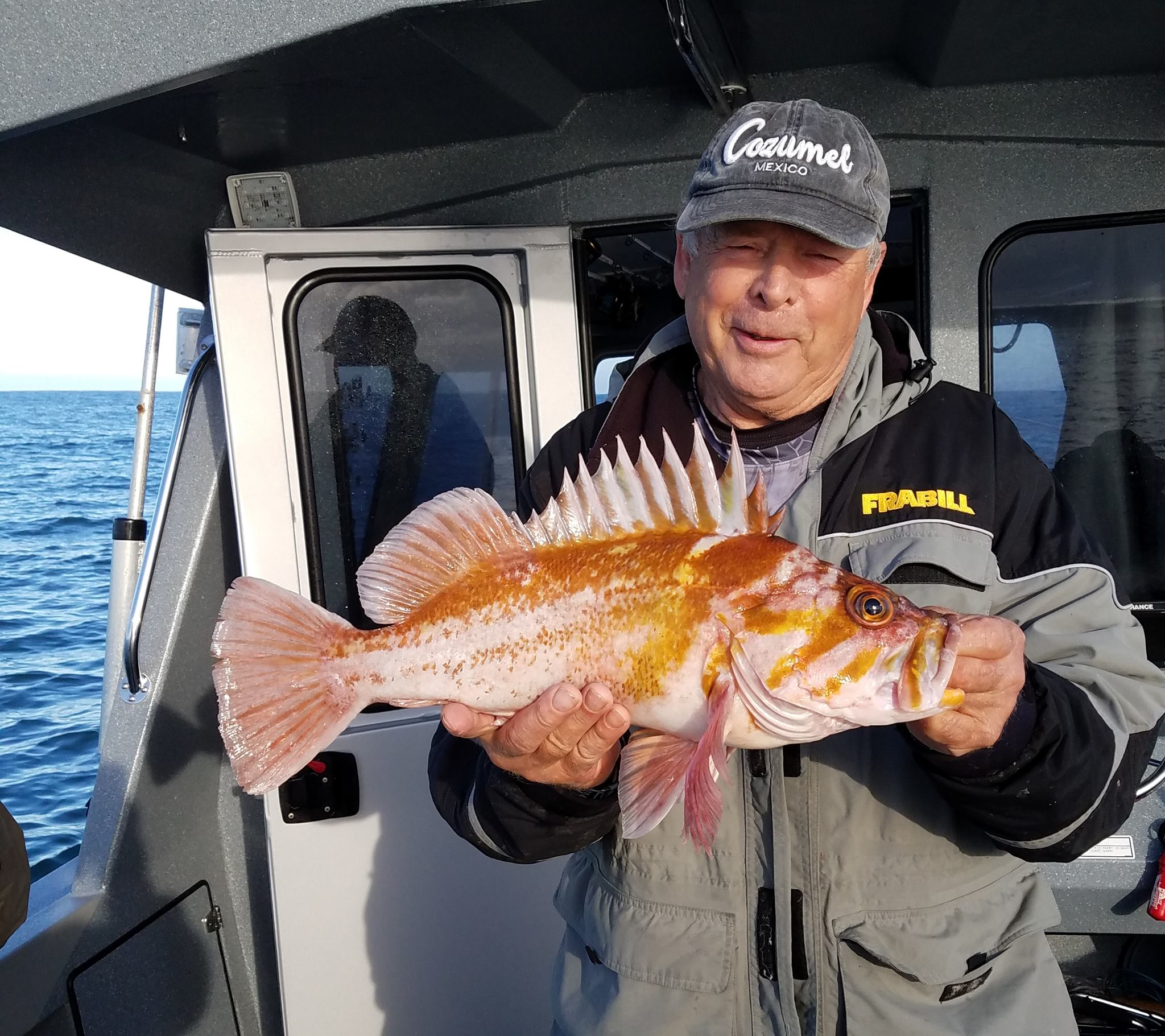 Deep Water Rockfish