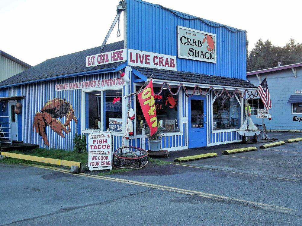Crab Shack Charleston