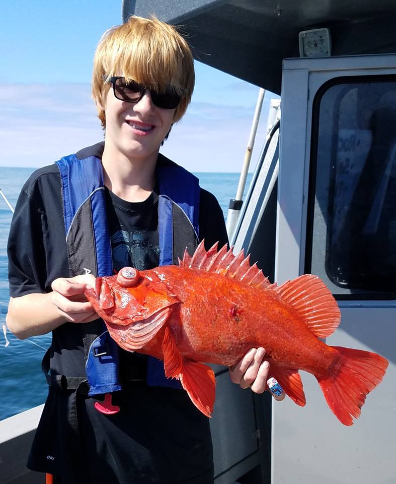 Coos Bay Fishing Charters